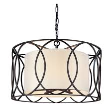 Sloped Ceiling Adapter Pendant Light by Troy Sausalito Deep Bronze Five Light Pendant On Sale