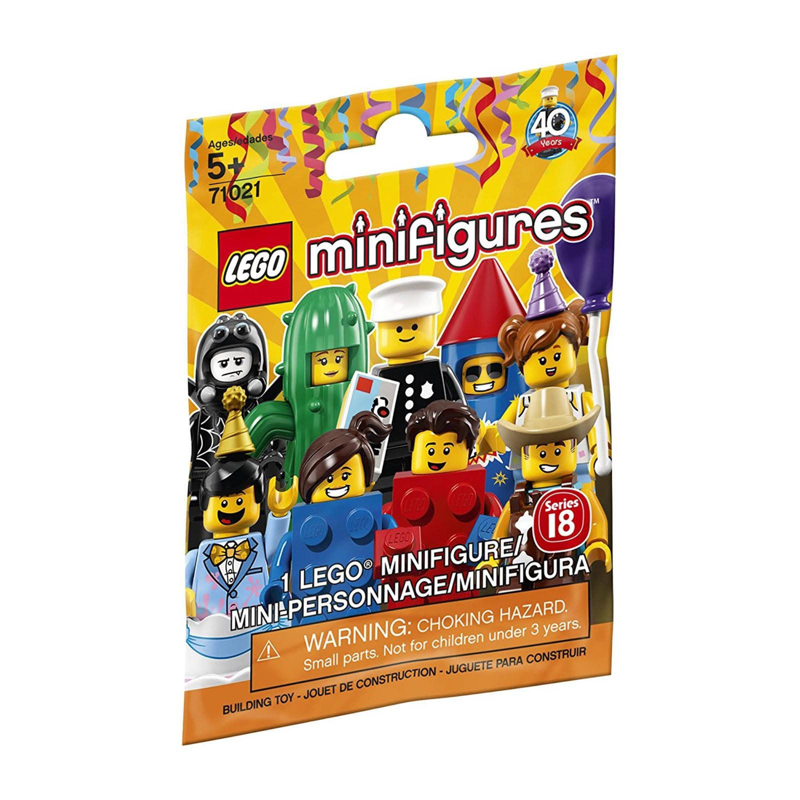 Lego Blind Bag Mini Figures