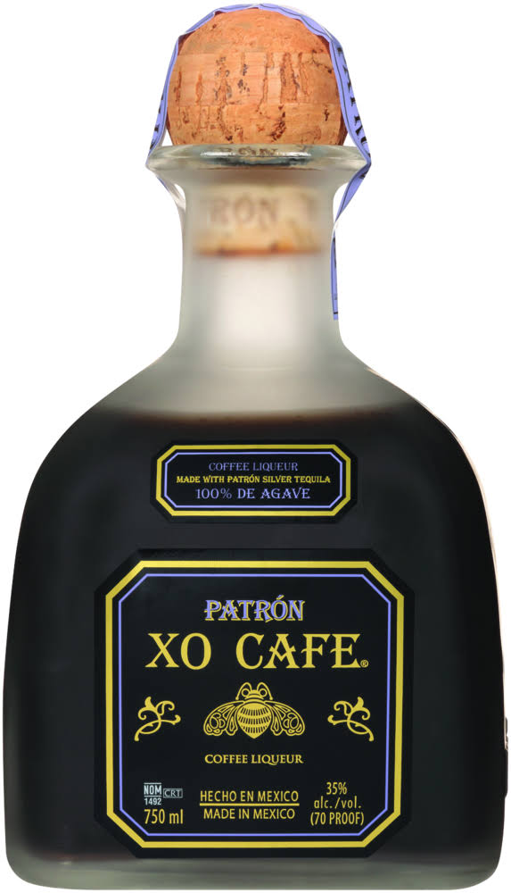 Patron XO Cafe Tequila Coffee