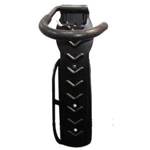 Sunlite Vertical Bicycle Storage Rack Single Hook Wall Mount Bike Holder