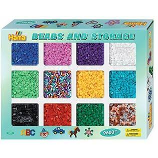 Hama Beads and Storage Tray