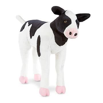 Melissa and Doug Plush Calf