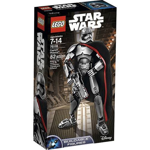 Lego Star Wars Buildable Figures - Captain Phasma