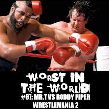 Halloween Havoc 1996 Intro by The Wrestling Section Worst In The World Mr T Vs Roddy Piper