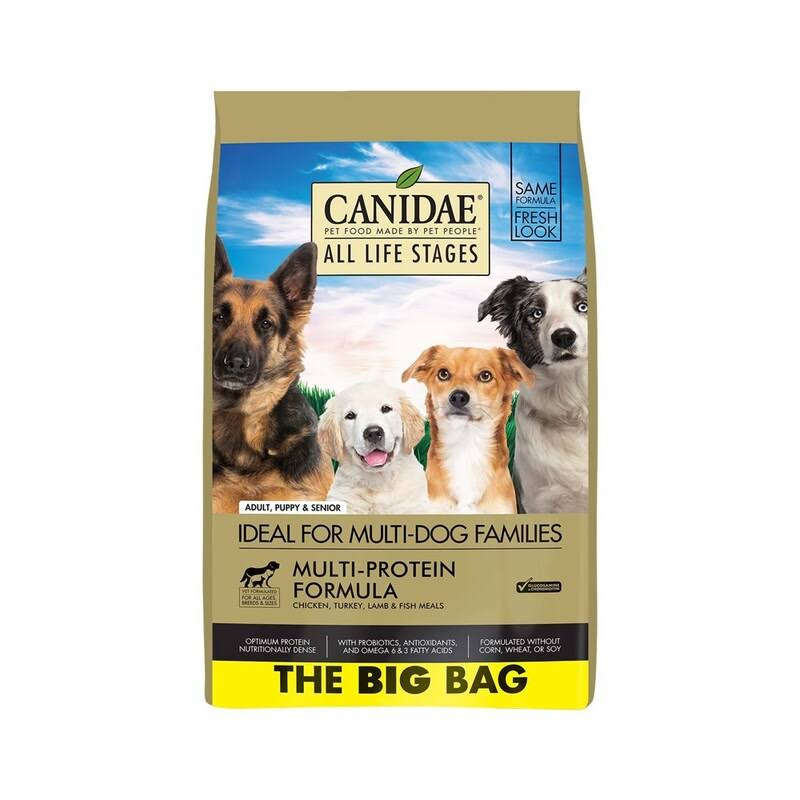 Canidae All Life Stage Formula Dry Dog Food