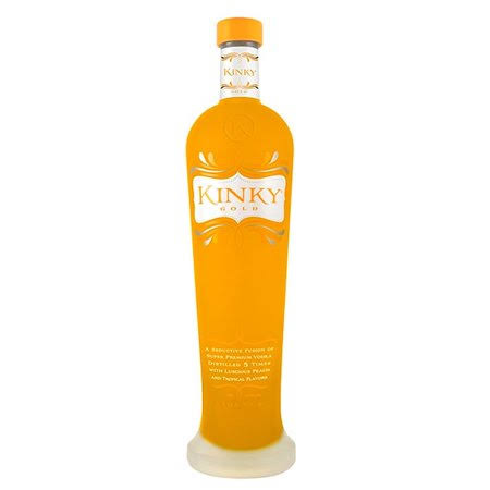 Kinky Gold Liqueur - 750ml