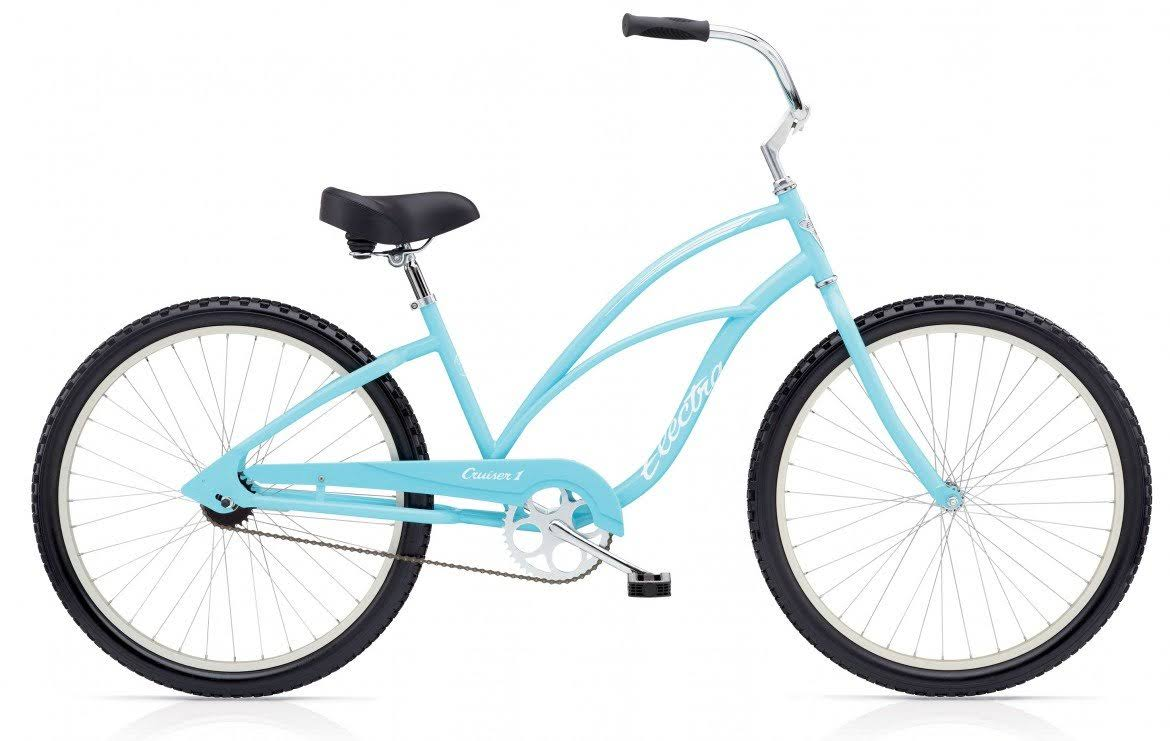 Electra Cruiser 1 Ladies Blue