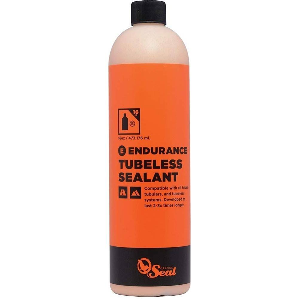 Orange Seal Endurance Tubeless Tire Sealant - 16oz