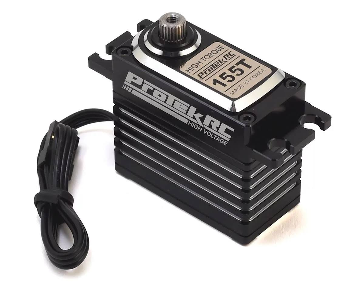 Protek RC 155T Digital High Torque Metal Gear Servo High Voltage