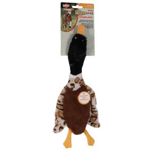 Ethical Pets Skinneeez Crinklers Bird Dog Toy - 14 in