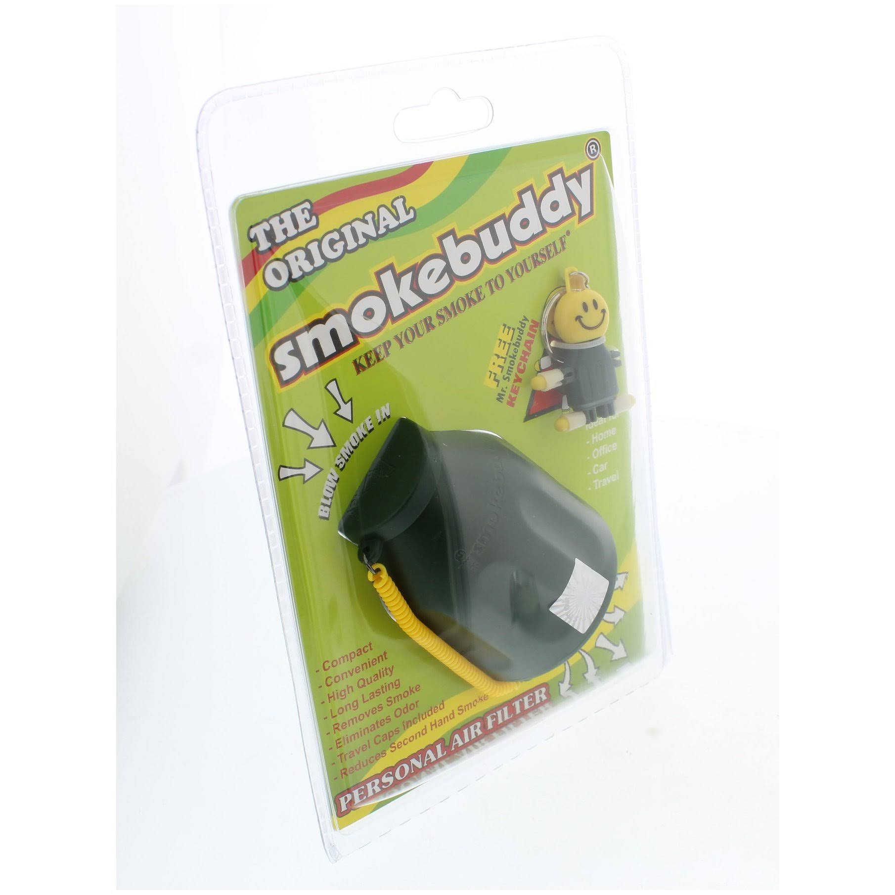 Smokebuddy Personal Air Filter Green