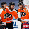 Flyers beat Canadiens as Hart gets edge over Price in Game 1
