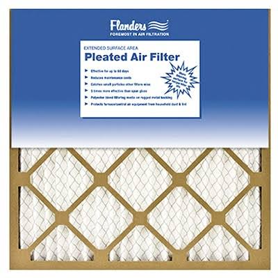 Flanders Pleated 60 Day Furnace Filter