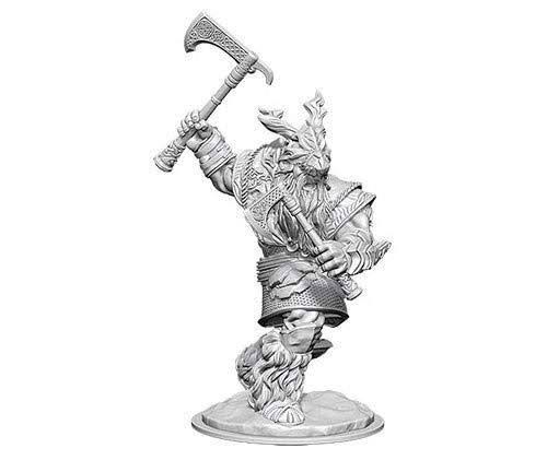 Wizkids - D&D Nolzur's Marvelous Miniatures: Frost Giant Male