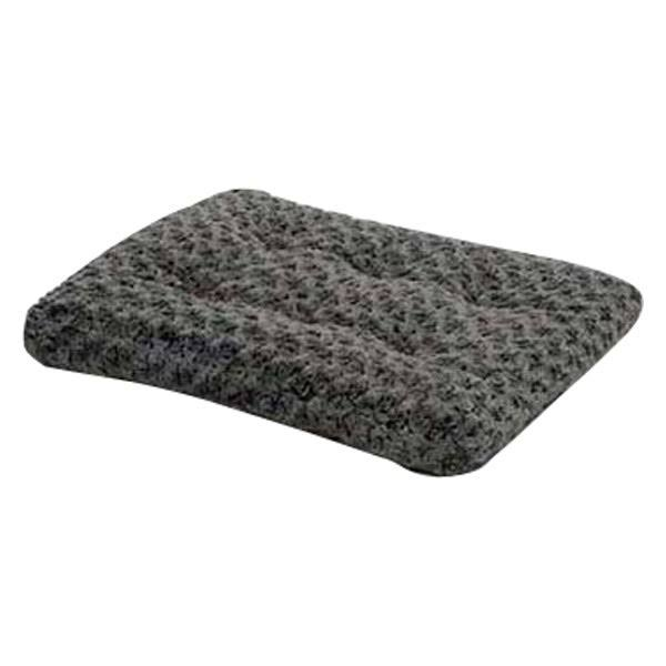 "Midwest Ombre Gray Swirl Fur Pet Bed - 17"" X 11"""