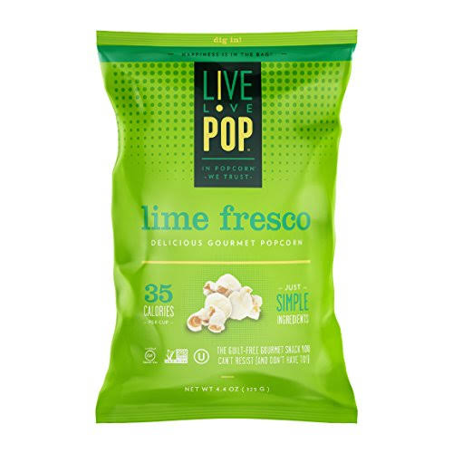 Live Love Pop Delicious Gourmet Popcorn