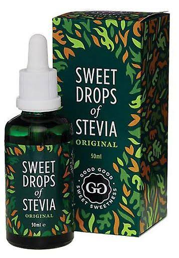 Good Good Sweet Drops of Stevia Original 50 ml