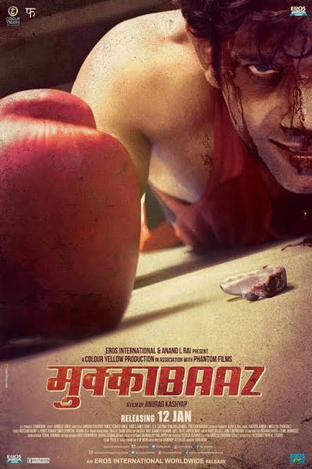Mukkabaaz Full Movie Download HD DVDRip 720p