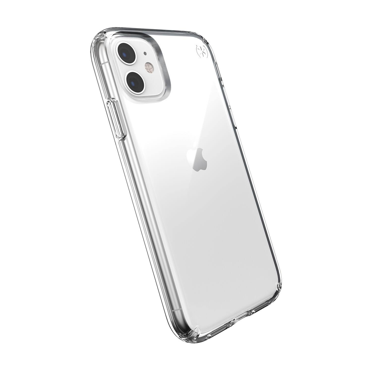 Speck Presidio Stay Clear Cover for iPhone 11 - Clear
