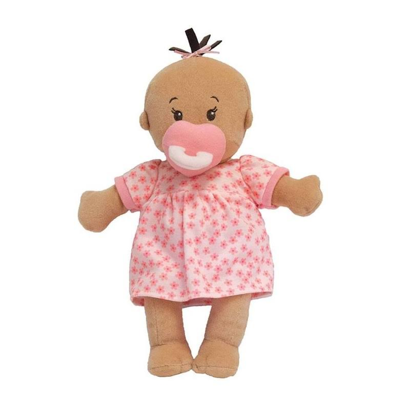 "Manhattan Toy Wee Baby Stella 12"" Soft Baby Doll"