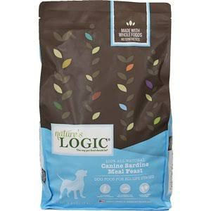 Nature's Logic Dry Dog Food - Canine Sardine, 4.4lbs