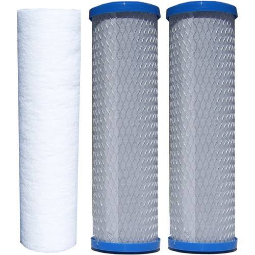 Watts Premier Reverse Osmosis Replacement Filters - 5 Stage