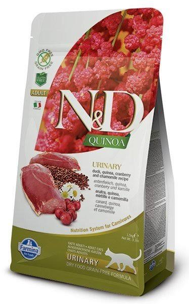 N&D Quinoa Urinary Cat Food