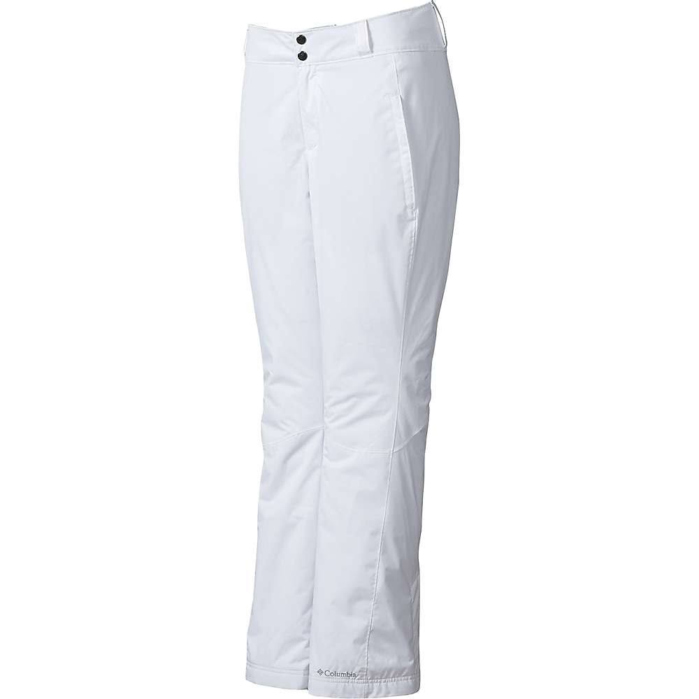Columbia Women's Plus-Size Modern Mountain 2.0 Pant, White, 3X