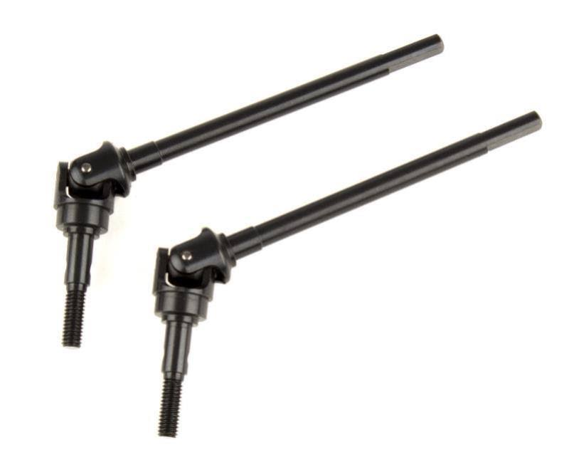 Team Associated 42067 Enduro Front Universal Driveshafts 80 mm