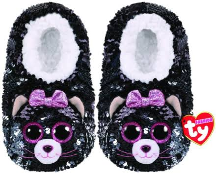 Ty Kiki - Sequin Slippers SML