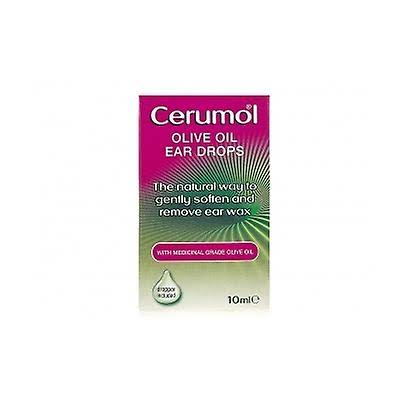 Cerumol 10ml Olive Oil Ear Drops