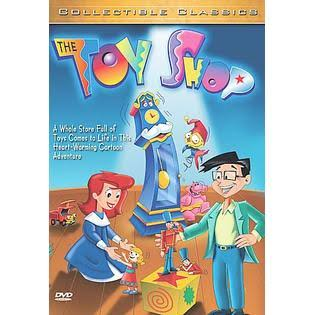Toy Shop DVD