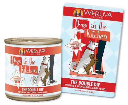Weruva Dogs I.T. Kitchen The Double Dip