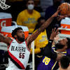 Portland Trail Blazers beat Charlotte Hornets to snap 4-game losing ...
