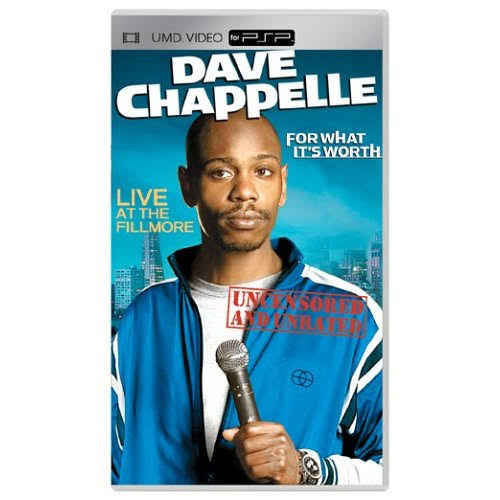 Dave Chappelle: For What It's Worth UMD