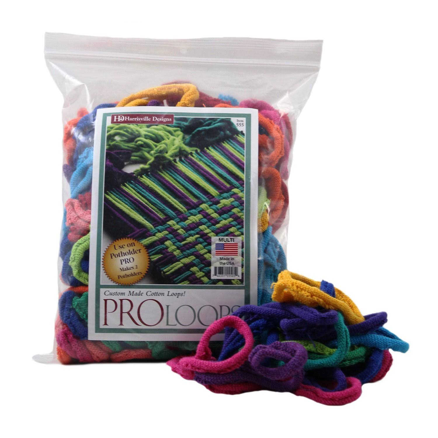 Harrisville Designs Cotton Pro Loops Kit