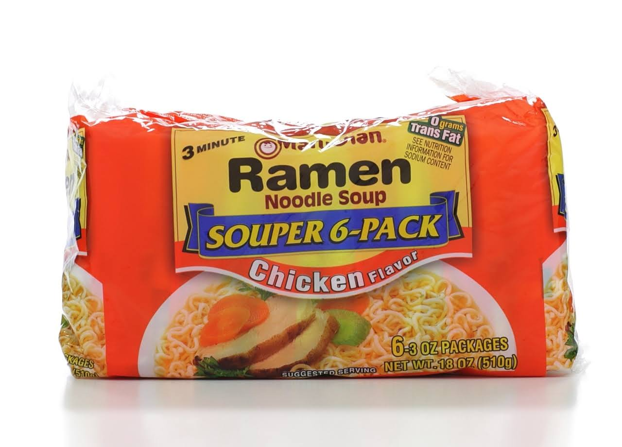 Maruchan Ramen Noodles - Chicken, 3oz