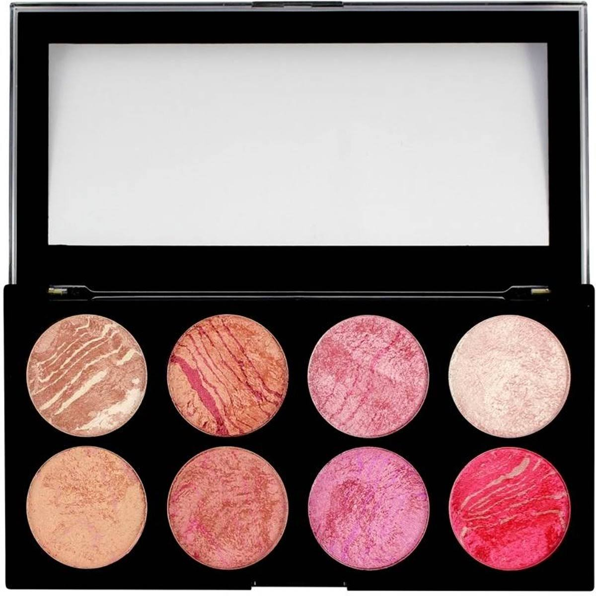 Revolution Blush Palette - Blush Queen