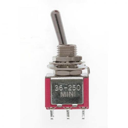 Miniatronics DPDT Mini T Switch - 5A, 120V