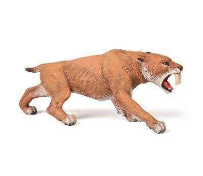 Papo Saber Tooth Cat
