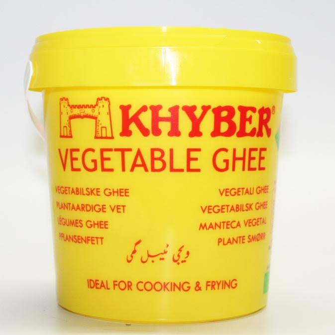 Khyber Vegetable Ghee - 908g