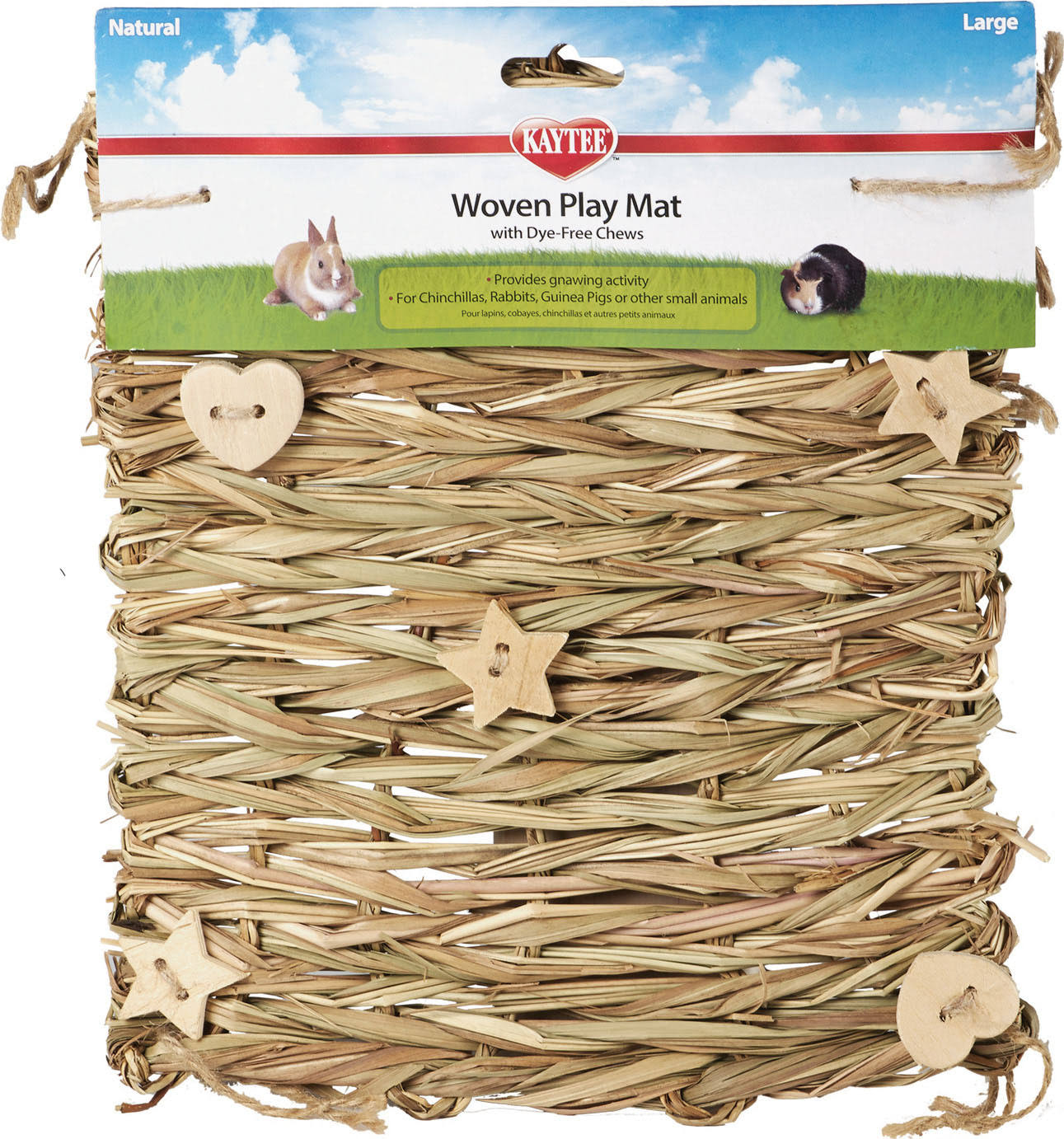Super Pet Super Pet Natural Play Mat - Large
