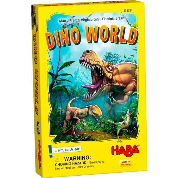 Haba Dino World Card Game