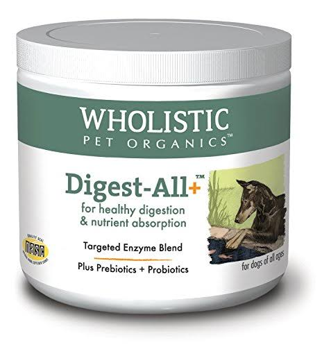 Wholistic Pet Digest-All Plus Supplement - 4oz