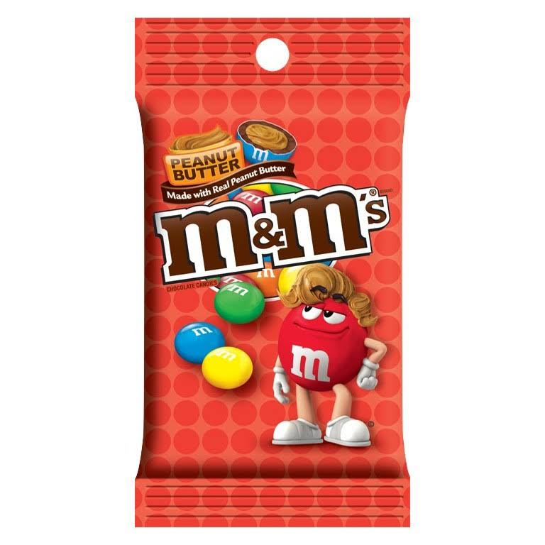 M&M's Peanut Butter Chocolate