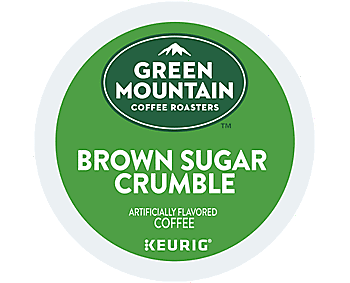 Green Mountain Coffee - Brown Sugar Crumble Donut, 18ct
