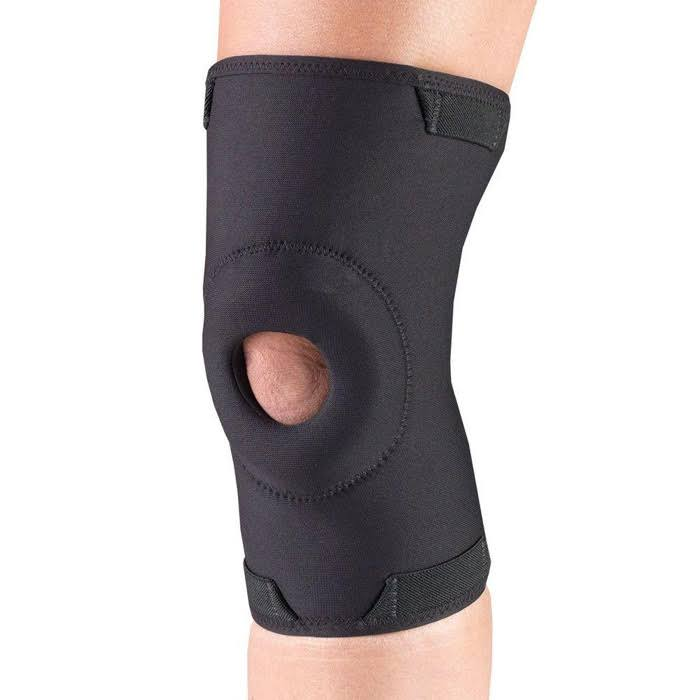 Otc Orthotex Knee Support Stabilizer Pad - Black, Large