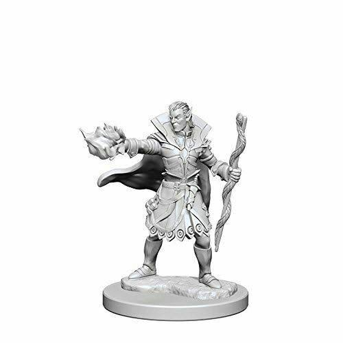 Wizkids Elf Male Sorcerer