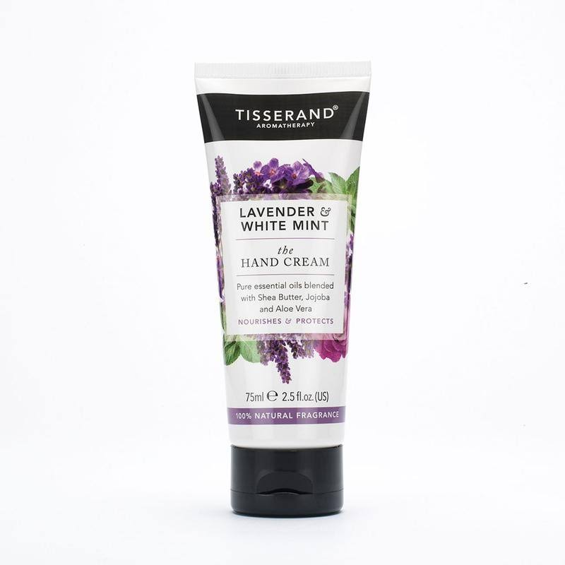 Tisserand - Lavender & White Mint Hand Cream 75ml