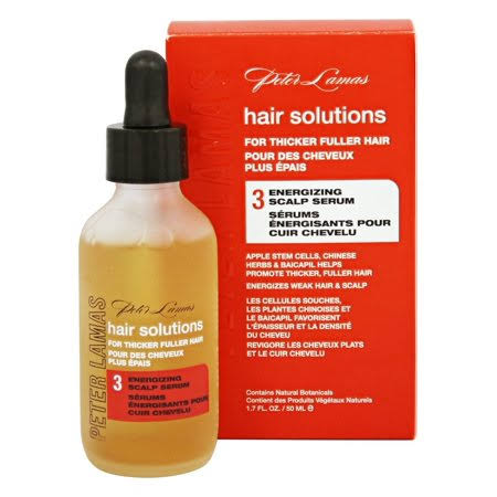 Peter Lamas Hair Solutions 3 Energized Scalp Serum - 1.7oz